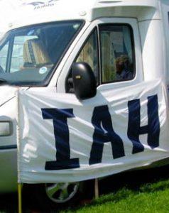 IAH banner